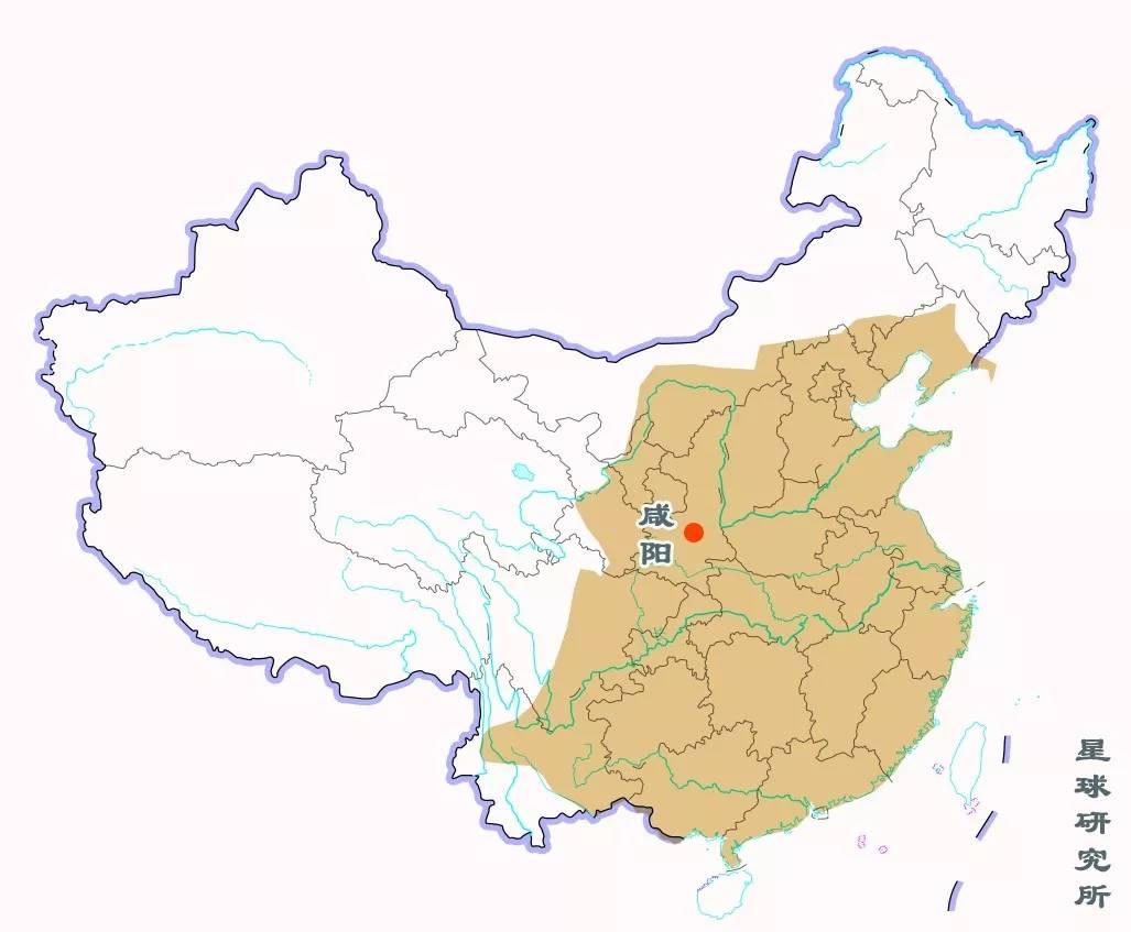 如何划分中国的南北方?