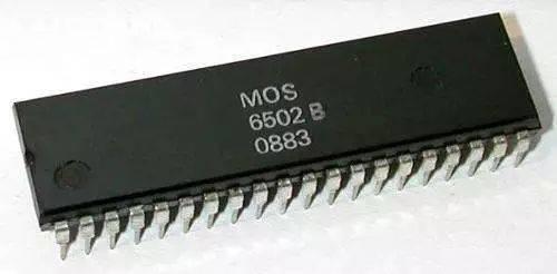 mos 6502处理器