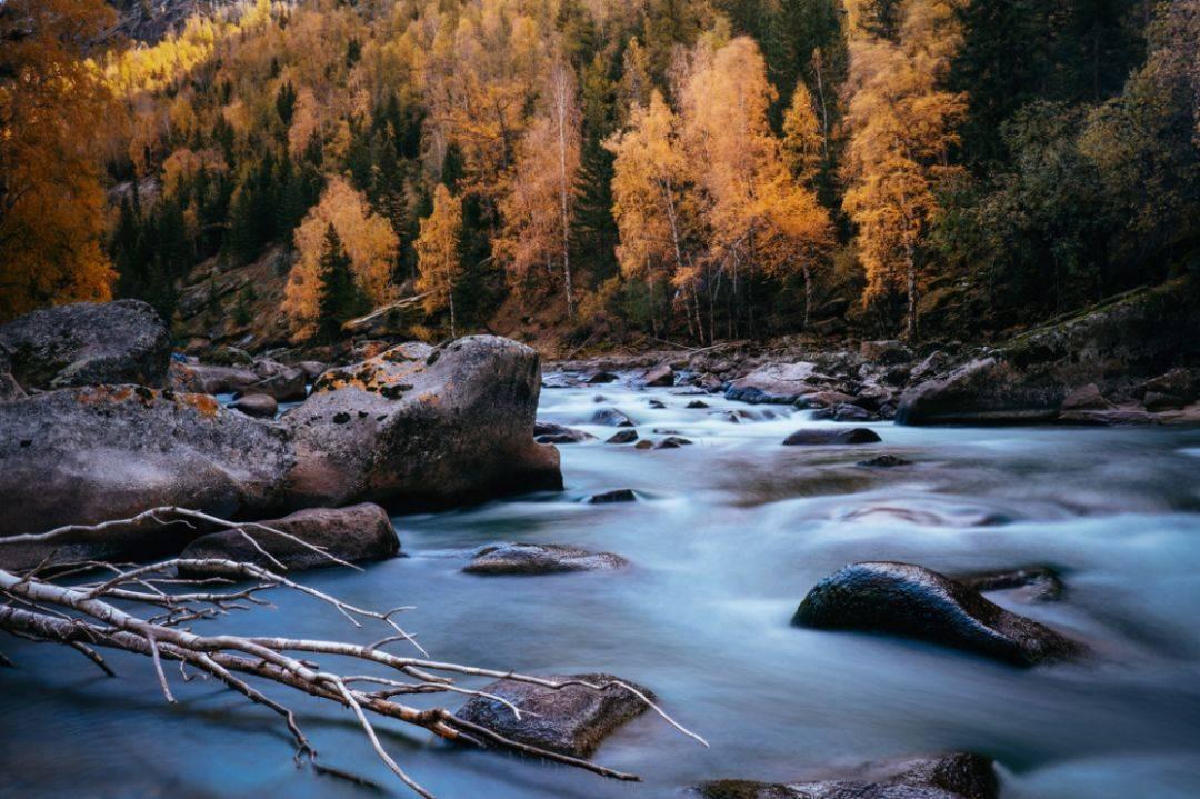 图虫创意秋天风景图片
