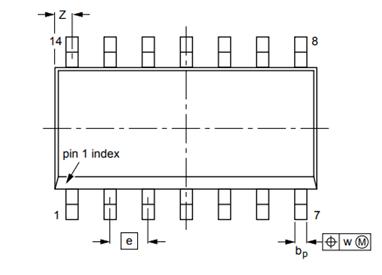 芯片的意思是大规模集成电路,也就是集成度较高较复杂的电路,半导体